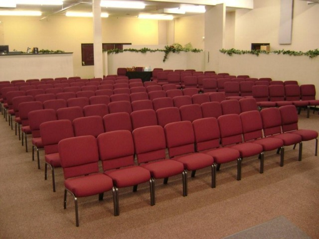 Popular Design With Cheap Price Used Church Chair Sale