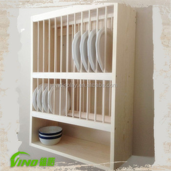 kitchen counter rack do it yourself cabinets wooden slatewall wall mounted display cabinet buy