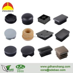 Plastic Inserts For Metal Chair Legs Hemorrhoids Factory Supply High Quality Leg Pipe Plug Tube Insert