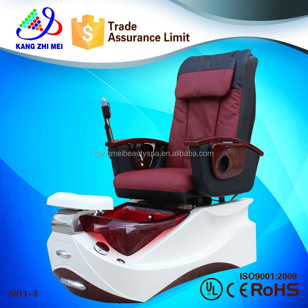 European Touch Pedicure Chairs Footsie Bath Pedicure Spa