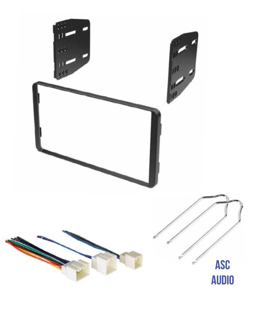 medium resolution of get quotations asc car stereo radio install dash kit wire harness and radio tool to install