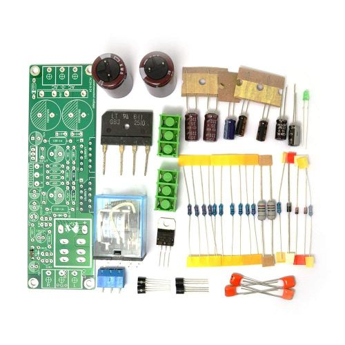small resolution of get quotations diy kit for gainclone 3875 lm3875 50w 50w 8ohm amp board speaker protection sc
