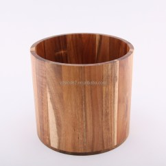 Kitchen Tool Holder Stainless Steel Sinks 33 X 22 Wood Utensil Storage Box Buy Boxes Wooden Product On Alibaba Com