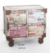 Industrial Style Cabinet Shabby Chic Furniture - Buy ...