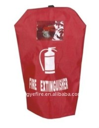 Fire Extinguisher & Hose Reel Cover, View cover, Hongye
