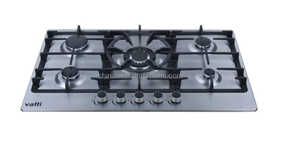 kitchen aid gas cooktop bookcase 意大利sabaf 5 燃烧器燃气灶厨房使用 buy 燃气灶具 燃气灶