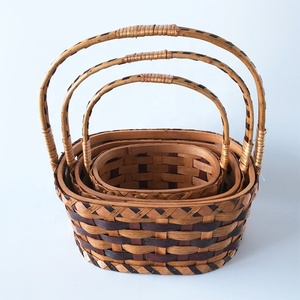 traditional chinese basket traditional