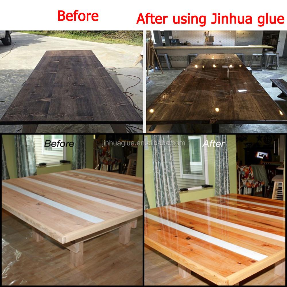 resine epoxy cristal transparent pour revetement de table en bois 30 ml buy resine epoxy transparente revetement epoxy revetement de table en bois