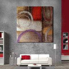Modern Living Room Canvas Art Decorating Ideas Sage Green Couch Decoration Abstract Painting Hotel Wall Pop Paintings Buy For