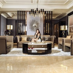 Italian Classic Furniture Living Room Gypsum Ceiling Designs For India Luxury Genuine Leather Sofa Set With Ebony Coffee Table Moq 1