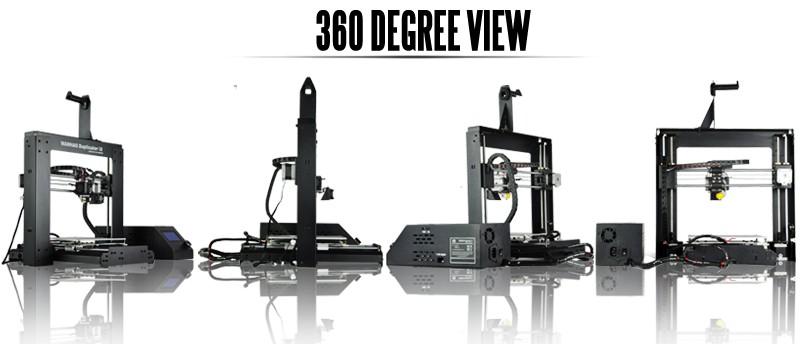 Top Verkauf Wanhao I3 V2.1 3d Drucker,Günstigen Preis