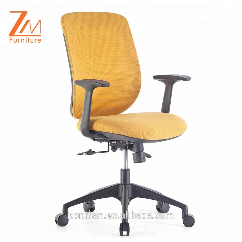office chair quality desk yellow sgs tuv high spare parts for computer