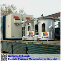 Hot Sales Electric Crucible Metal Melting Furnace For