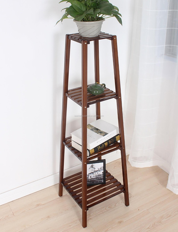 Rak Tanaman Dari Bambu : tanaman, bambu, Tingkat, Bambu, Bunga, Tanaman, Untuk, Kamar, Mandi, Ruang, Dapur, Taman, H:20*20*119cm, Pemegang, Product, Alibaba.com