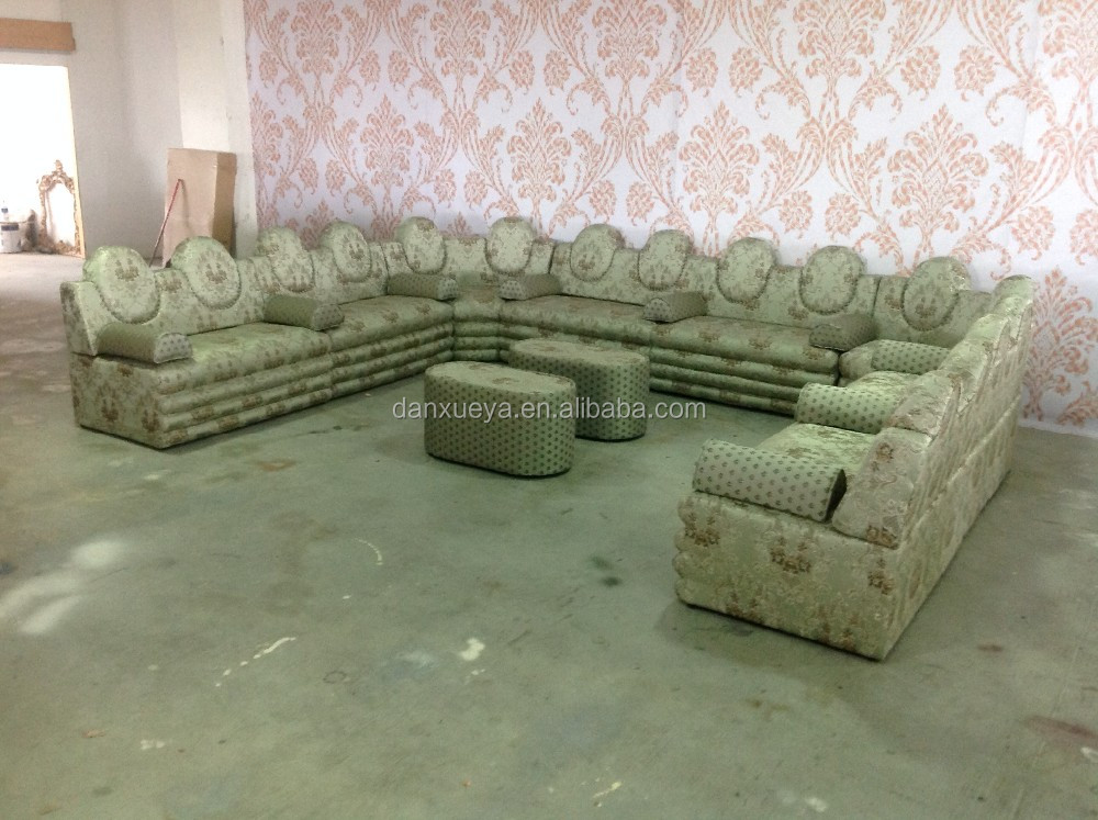 Classic Fabric Slat Sectional Moroccan Sofa For Sale Buy