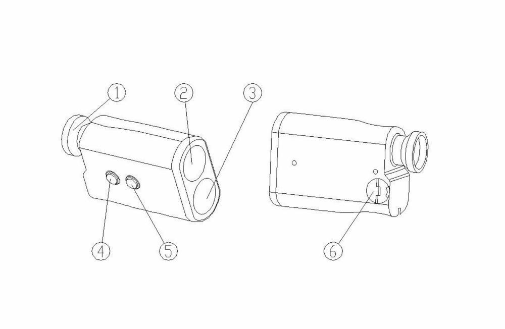 Hylon Low Cost Laser Sensor For Distance Measurement,Laser