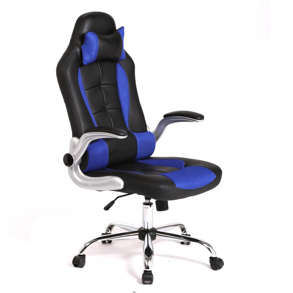 bucket racing chair cover hire kerry high back car style seat office desk gaming
