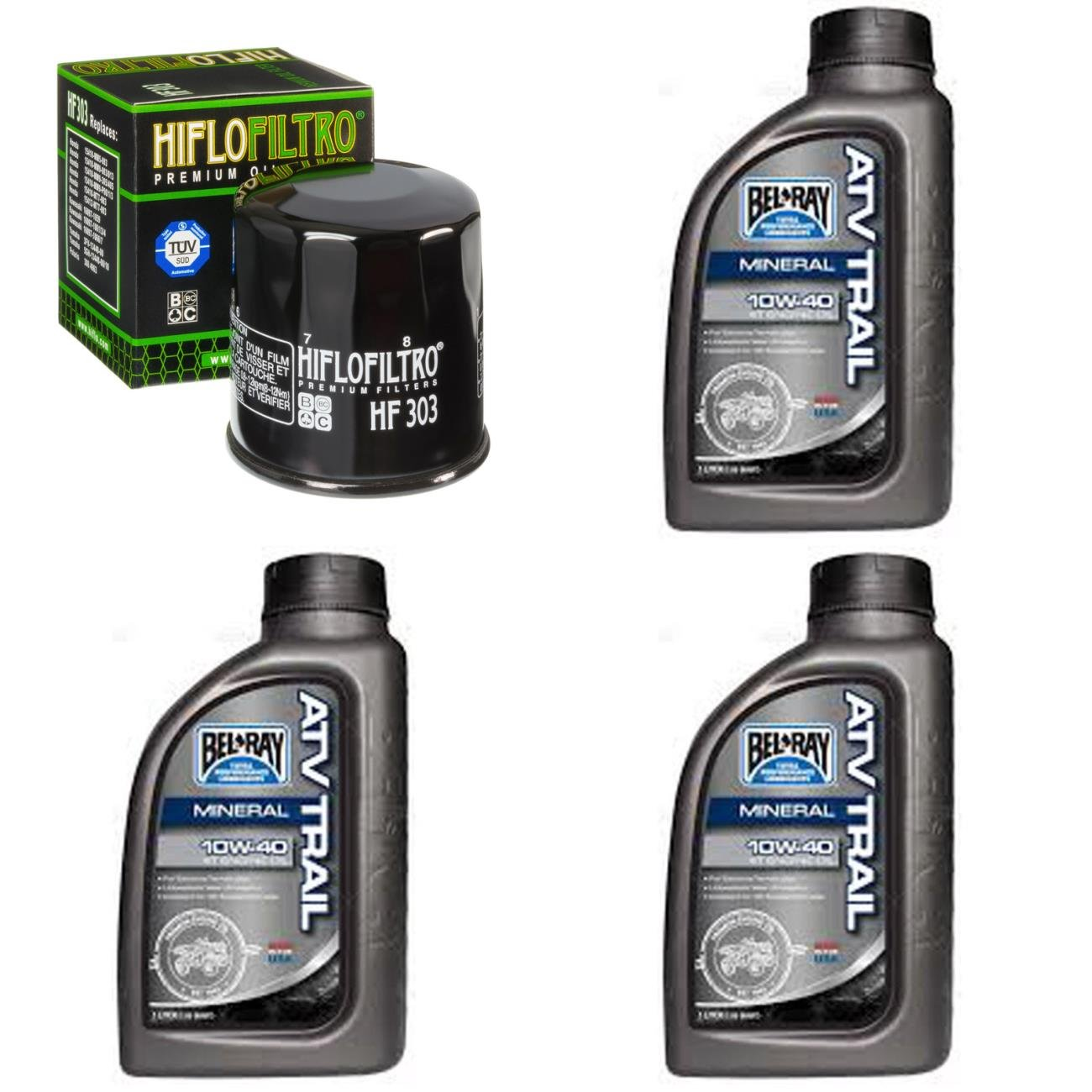 hight resolution of get quotations complete mineral engine oil 10w 40 change kit for atv yamaha yfm450 wolverine 4x4 06