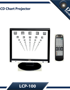 Eye tester visual acuity examination apparatus lcp ophthalmic automatic chart projector with lcd system also rh alibaba