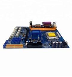 circuit diagram of intel 945 motherboard [ 1000 x 1000 Pixel ]