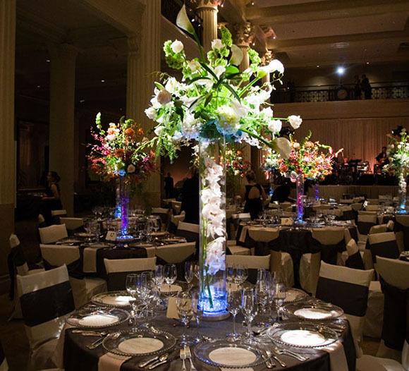 Vases Light Bases Led