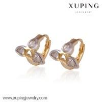 Fashion Jewelry Earrings Self Piercing Hoop Earrings - Buy ...