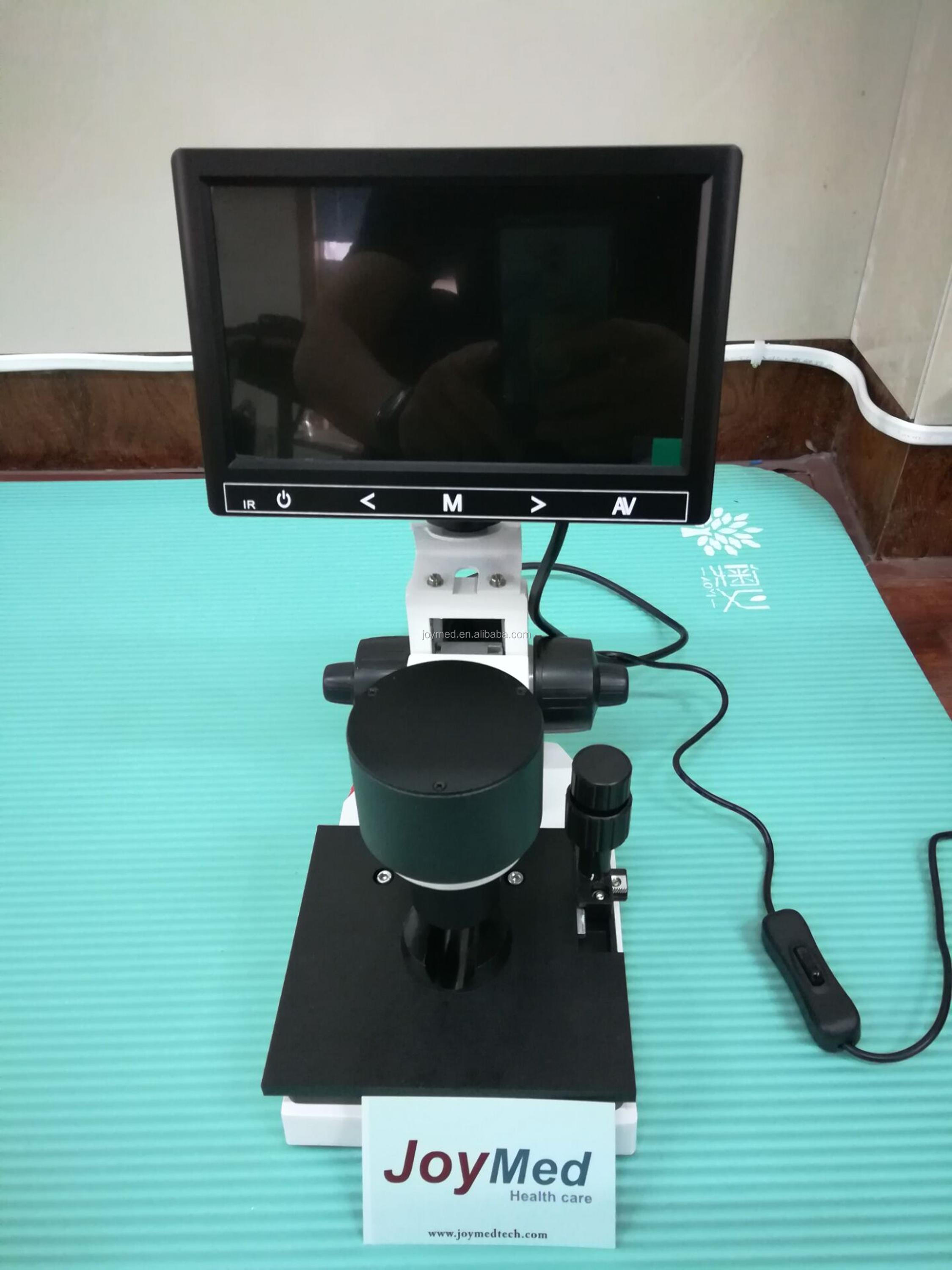 Nail Fold Microcirculation Microscope With Usb And