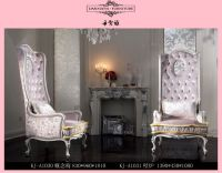 Living Room Furniture King Throne Chair Luxury High Back ...