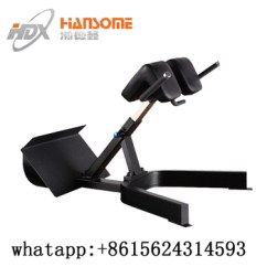 Commercial Gym Roman Chair Doll Stroller High Set Equipment Bodybuilding Machine Back Hyper Extension