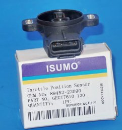 89452 22090 throttle position sensor tps fits geo prizm 1990 1997 [ 1061 x 796 Pixel ]