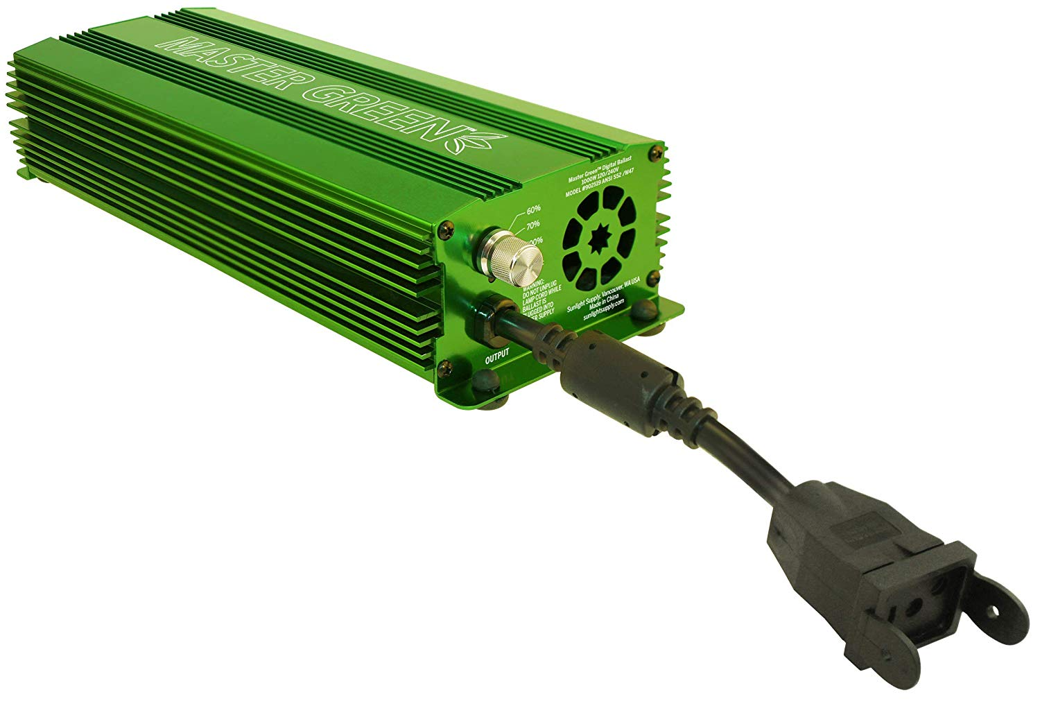 hight resolution of master green 1000 watt electronic ballast 120 240 volt master green 1000 watt electronic