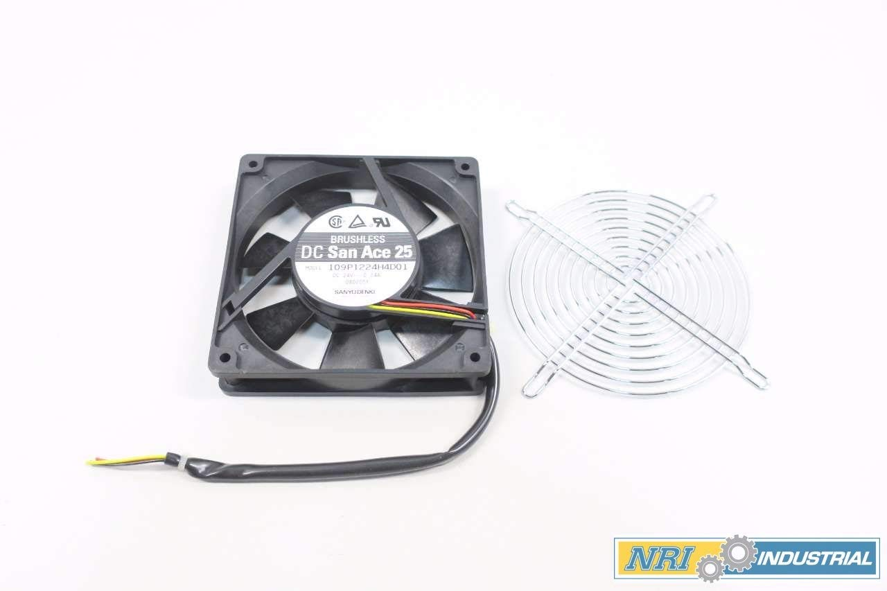 Buy Sanyo Denki 24v Dc Fine Ace 20 Fan 109p H6d04 In