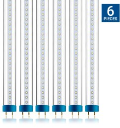 get quotations hyperikon t8 t10 t12 4ft led hybrid tube light plug and play  [ 2000 x 2000 Pixel ]