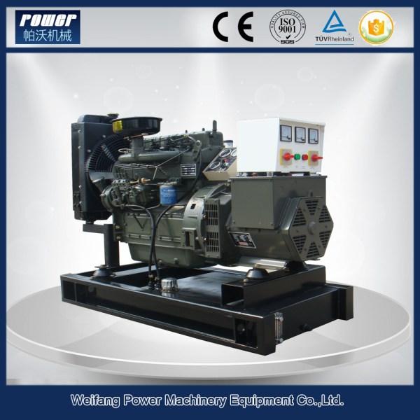10 000 Watt Diesel Generator - Year of Clean Water