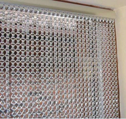 Fashion Metal Door Curtain Aluminum Door Curtain View Metal Door