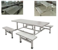 Commercial Stainless Steel Fast Food Kitchen Table Chairs ...