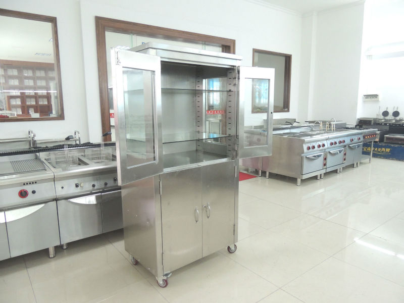 stainless steel kitchen table exhaust fan lowes hospital cabinet / medicine ...