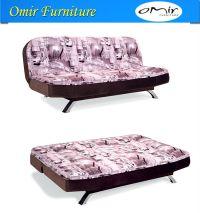 Purple Colour Folding Lounge Tufted Sofa - Buy Tufted Sofa ...