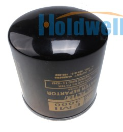 popular thermo king fuel filter 11 9342 for refrigeration truck [ 1000 x 1000 Pixel ]
