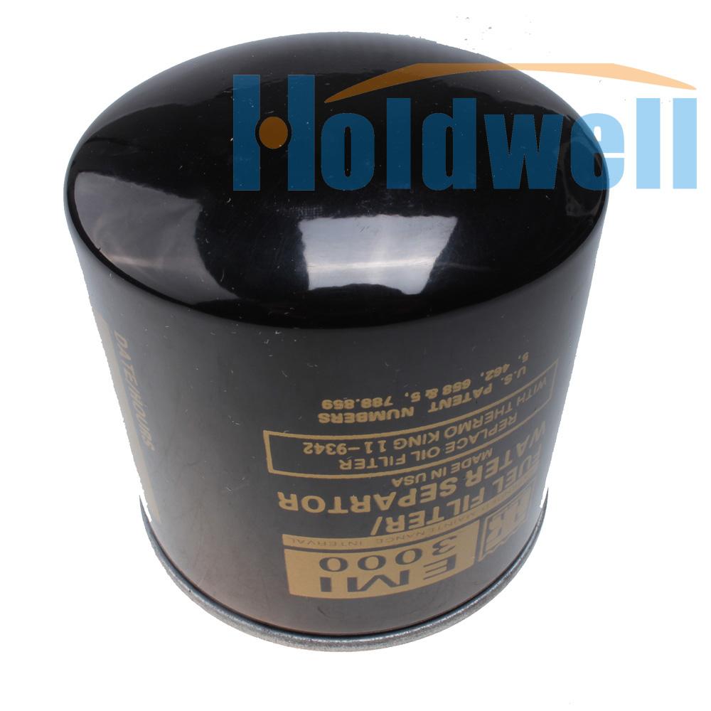 medium resolution of popular thermo king fuel filter 11 9342 for refrigeration truck