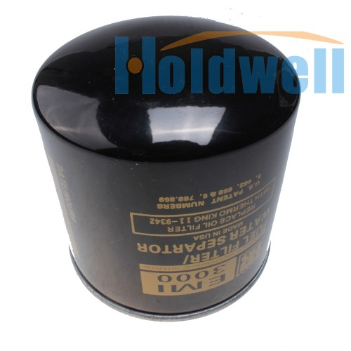 small resolution of popular thermo king fuel filter 11 9342 for refrigeration truck