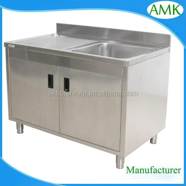 stainless steel mop sinks wholesale handmade kitchen basin sink free standing kitchen cabinet with single bowl sinks buy kitchen cabinet with sink