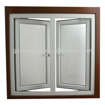 Frosted Glass Bathroom Window Design