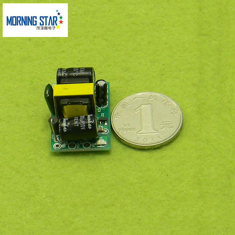Mini Power Inverter As High Voltagelow Current Source Circuit