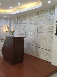 Lightweight Artificial Marble 4x8 Ceiling Panels