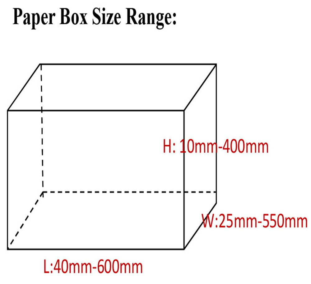 hight resolution of packaging company product box custom size