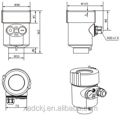 Water Level Measurement Circuit Diagram, Water, Free