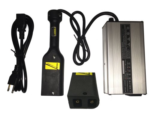small resolution of get quotations 36 volt 5 amp golf cart battery charger ez go club car ds ezgo txt powerwise