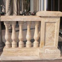 Hot Sale Modern Home Decor Stone Balcony Railing