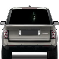 New Arrival Popular Horrible High Beam Ghost Decal Car ...